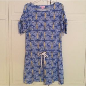 Lily Pulitzer Butterfly Print Dress